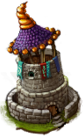 A well-developed 'Towyer of Wizardrie and Arcane Magick Thinges'. It's impressively tall, which is how they like it.